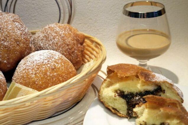 Львовские пончики