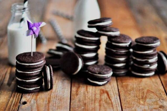 Шоколадне