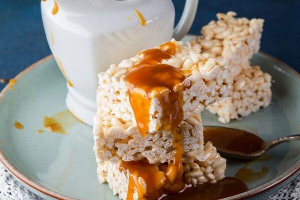 Козинаки из риса