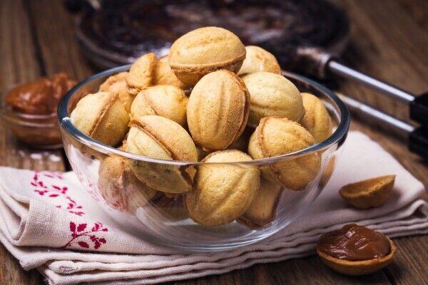 Орешки по старинному рецепту