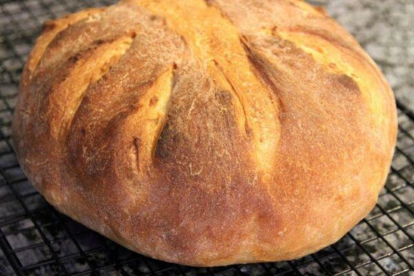 Мягкий домашний хлеб