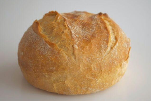 Домашній хліб у каструлі