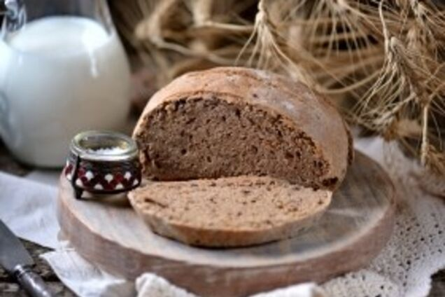 Ржаной хлеб на дрожжах