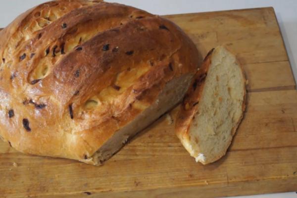 Цибулевий хліб