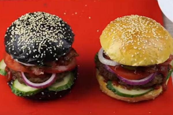 Швидкий гамбургер