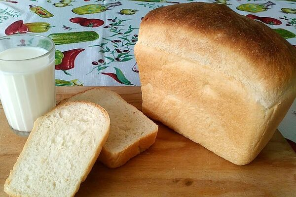 Хлеб по бабушкиному рецепту