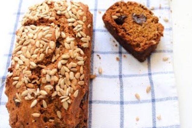 Житній корисний хліб
