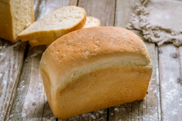 Хліб із хрусткою скоринкою