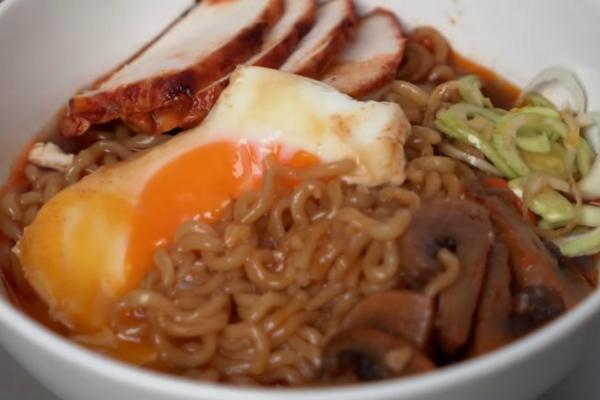 Рамен по-корейски