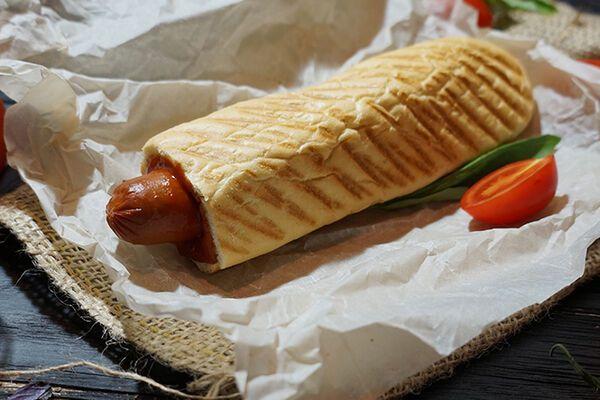 Домашний французский хот-дог
