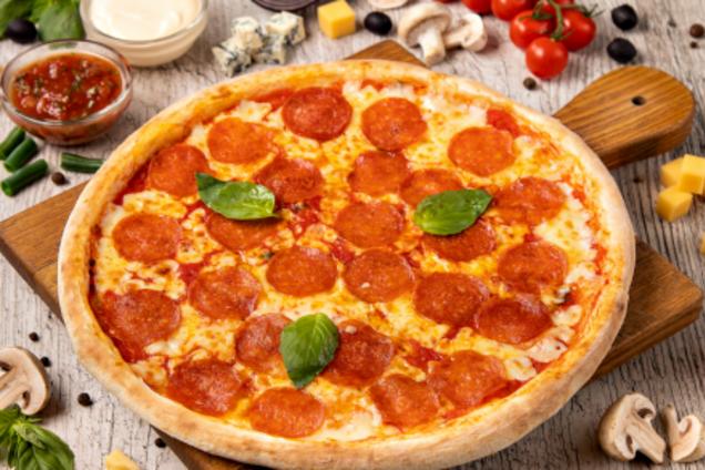 Пицца ''Пепперони''