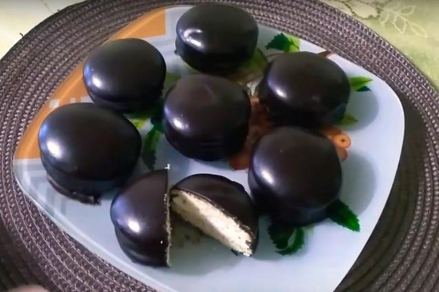 Бісквітний Чоко Пай