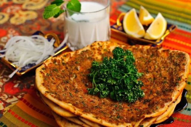 Турецька піца