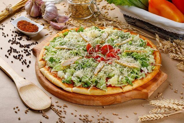 Пицца ''Цезарь''