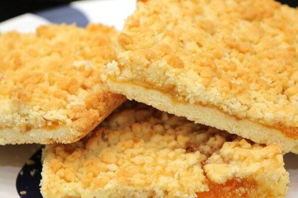 Венское печенье на скорую руку