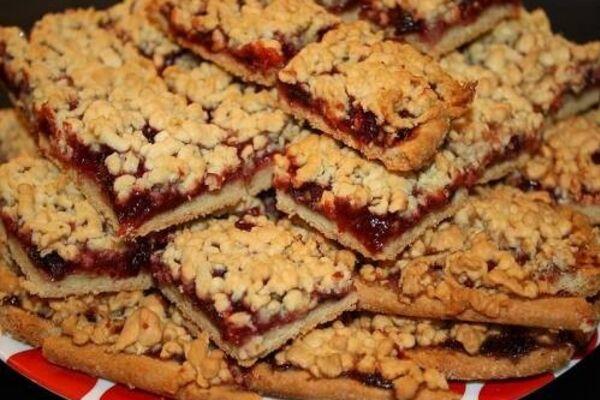 Венское печенье из песочного теста
