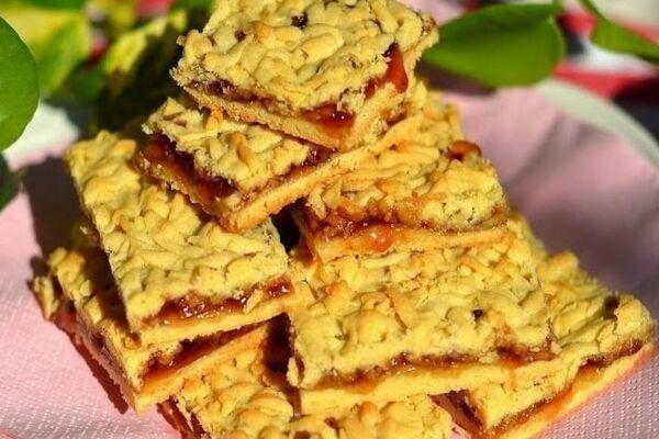 Венское печенье на желтках и сметане