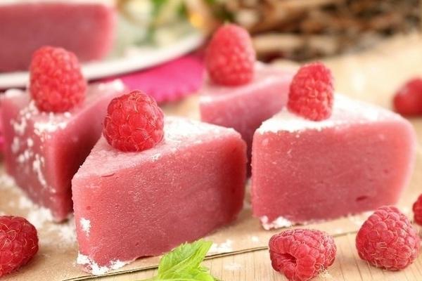 Фруктово-ягодный рахат-лукум