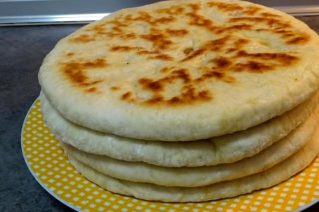 Грузинские лобиани