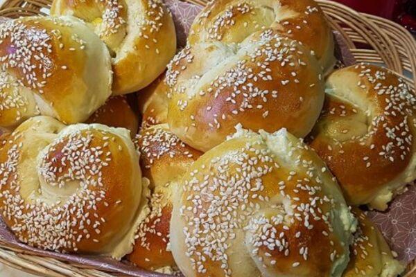 Турецька ачма з картоплею