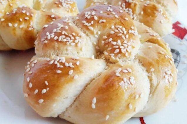 Турецька солодка ачма