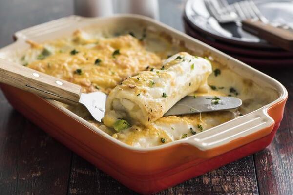 Риба в сметанно-гірчичному соусі