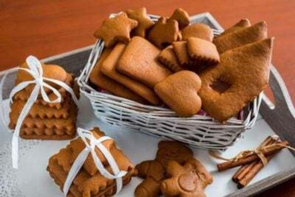Імбирно-медове печиво
