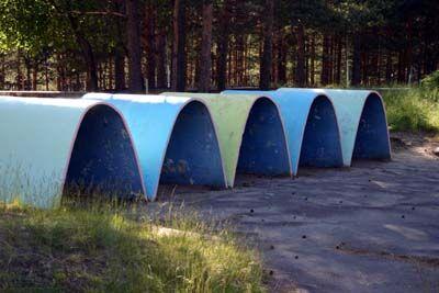 Тренувальний табір десантників ...