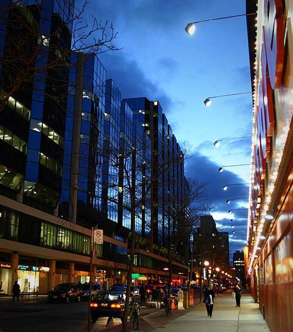 Фото нічного міста