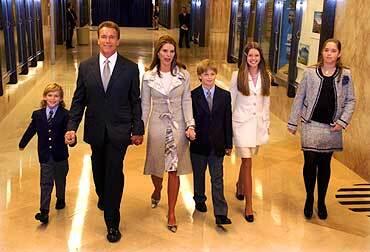 Терминатор и его семья