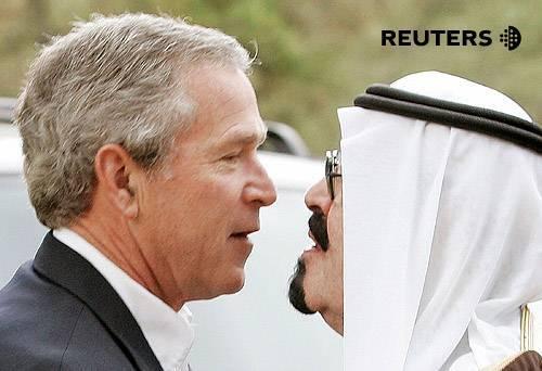 У Буша началась весна...