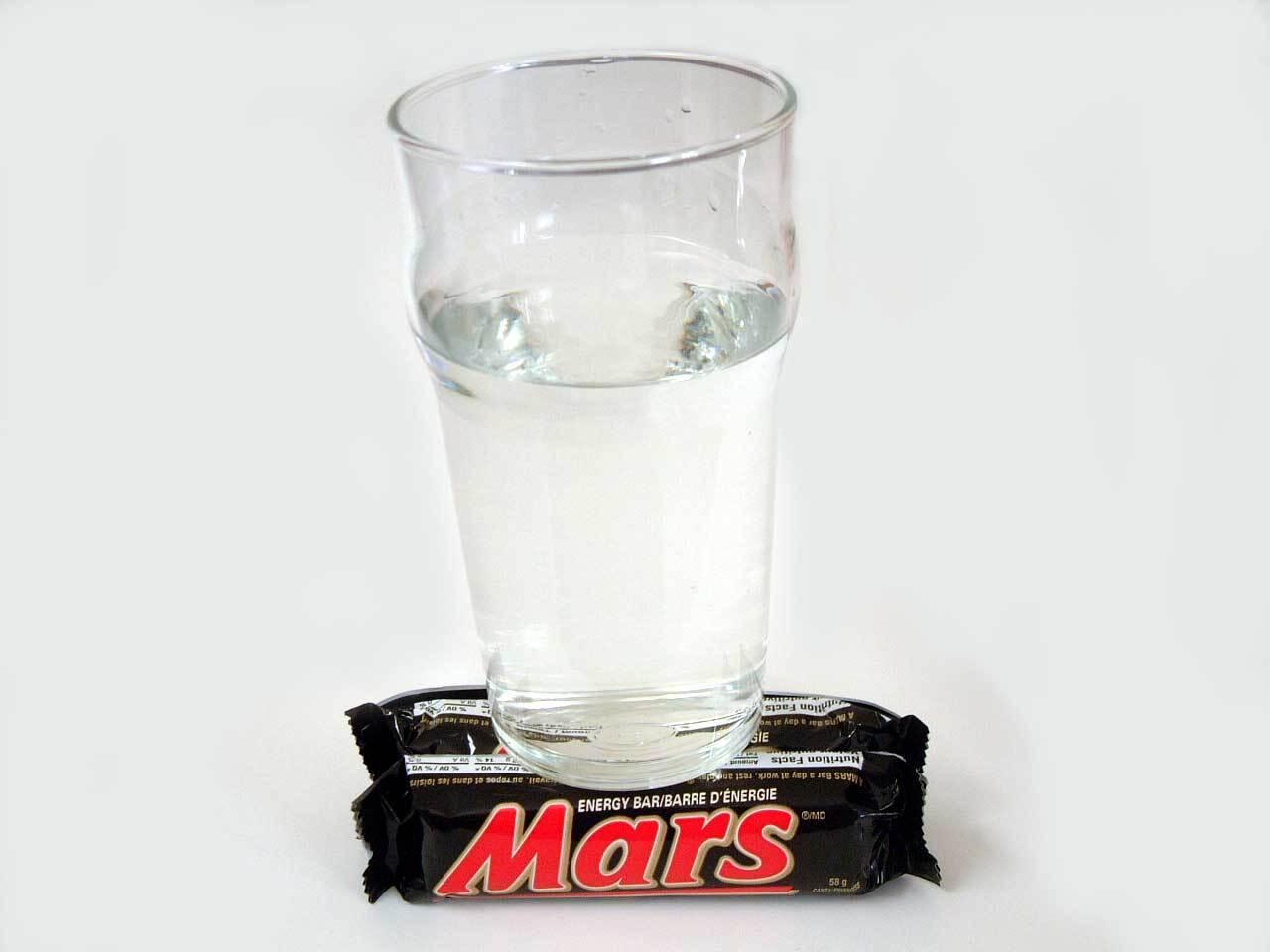 На Марсі виявили воду. На сайті НАСА вже виклали перший фотографію