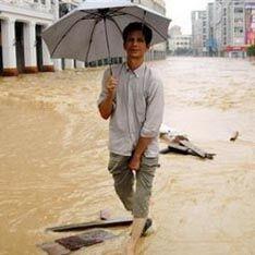 Китай затопило: около 700 погибших и пропавших , около 1,4 млн человек остались без крова