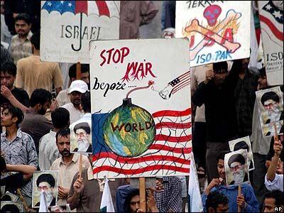 Демонстрація шиїтів у Карачі