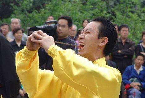 Чудеса китайської йоги
