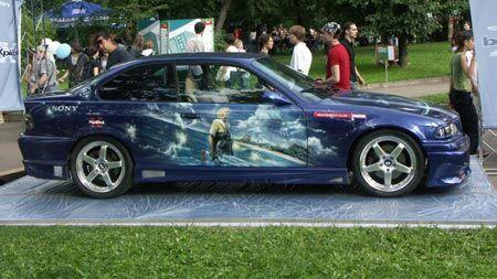 BMW M3. Цифровий автомобіль
