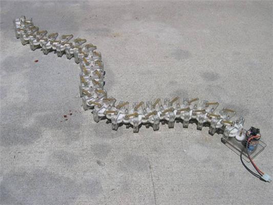 Розробка робота-змії