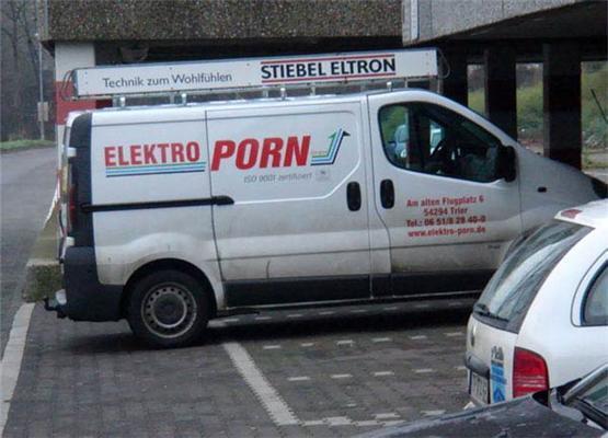 Любителям екстриму - електропорн!
