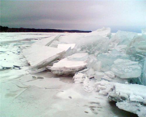 Старий Новий рік на Київському морі