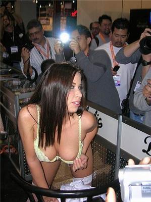 Кращі порнозірки на фестивалі Adult Entertainment Expo - 2006