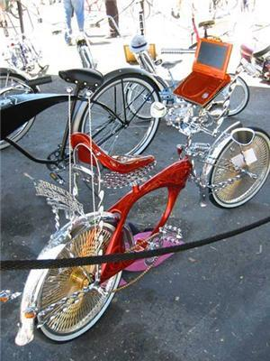 Велосипед Президента