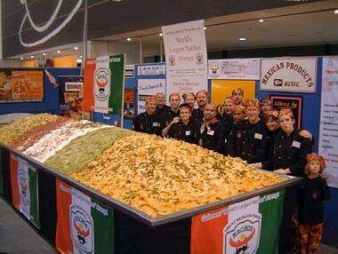 Найбільша їжа в світі