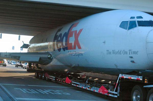 Швидкісна доставка авіапошти
