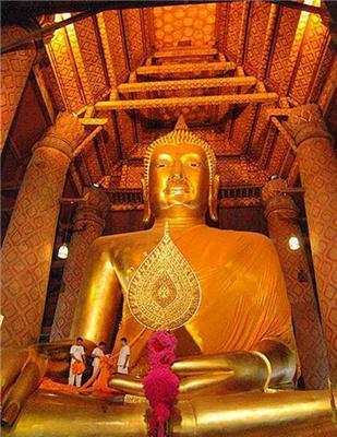 Таїланд і його традиції