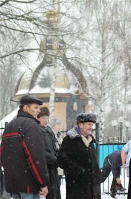 Так проходила Водохреща у Києві