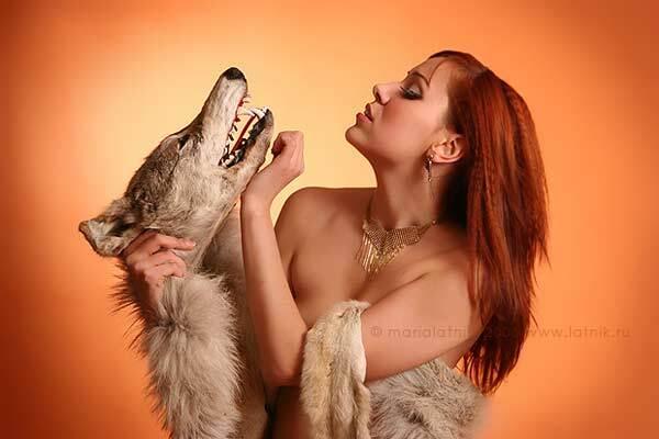 Маша і сірий вовк