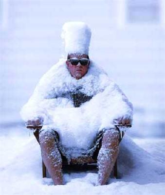 Комусь зараз не холодно ...