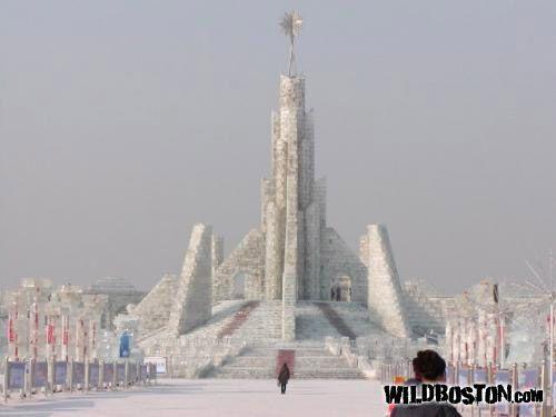 """Замерзлий місто з """"Післязавтра"""""""