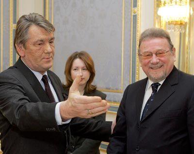 Голова парламенту Хорватії прибув з офіційним візитом в Україну