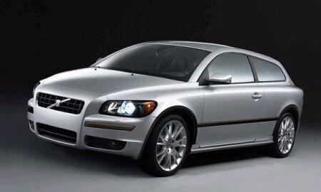 Новый концепт Volvo С30 для молодых холостяков